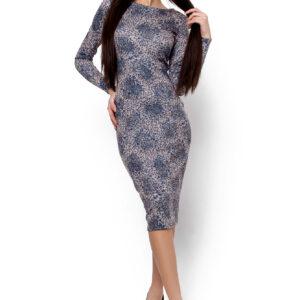 Платье Элара Синий Karree купить Платье