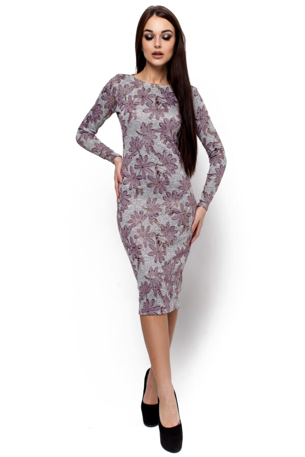 Платье Элара Сиреневый Karree