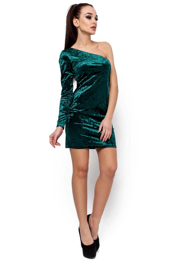 Платье Аквамарин Темно-зеленый Karree