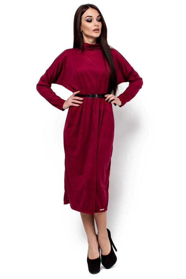 Платье Клементина Марсала Karree