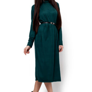 Платье Клементина Темно-зеленый Karree купить Платье