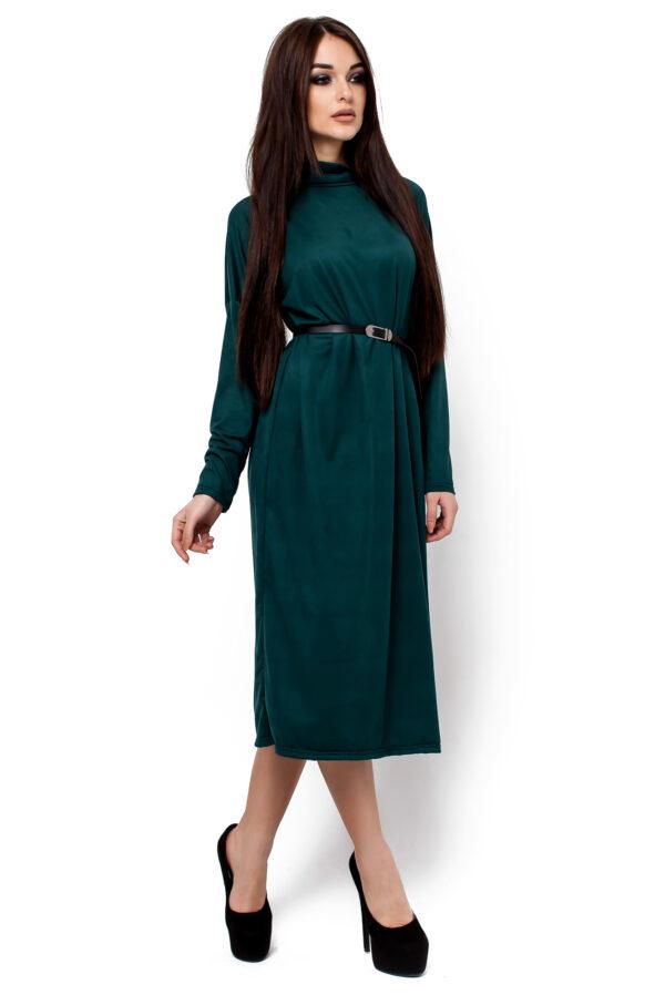Платье Клементина Темно-зеленый Karree