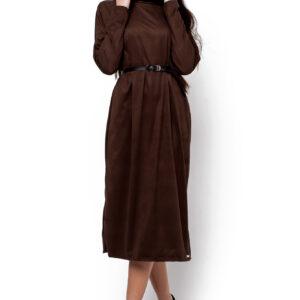 Платье Клементина Шоколадный Karree купить Платье