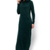 Платье Фина Темно-зеленый Karree