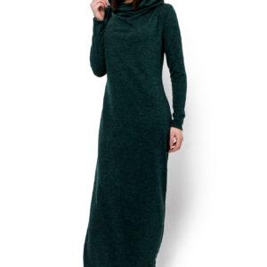 Платье Фина Темно-зеленый Karree купить Платье