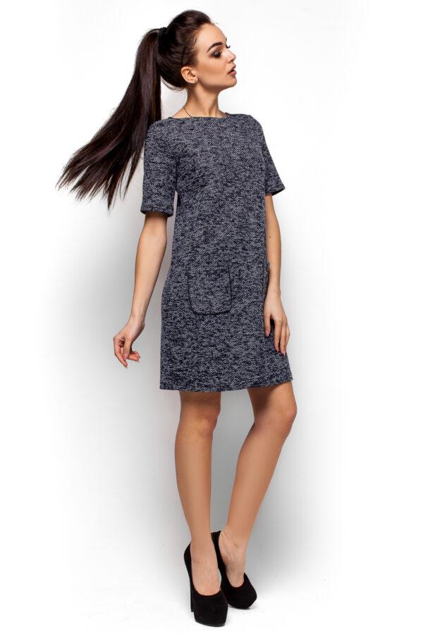 Платье Стефани Синий Karree