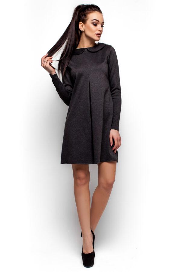 Платье Глория Темно-серый Karree