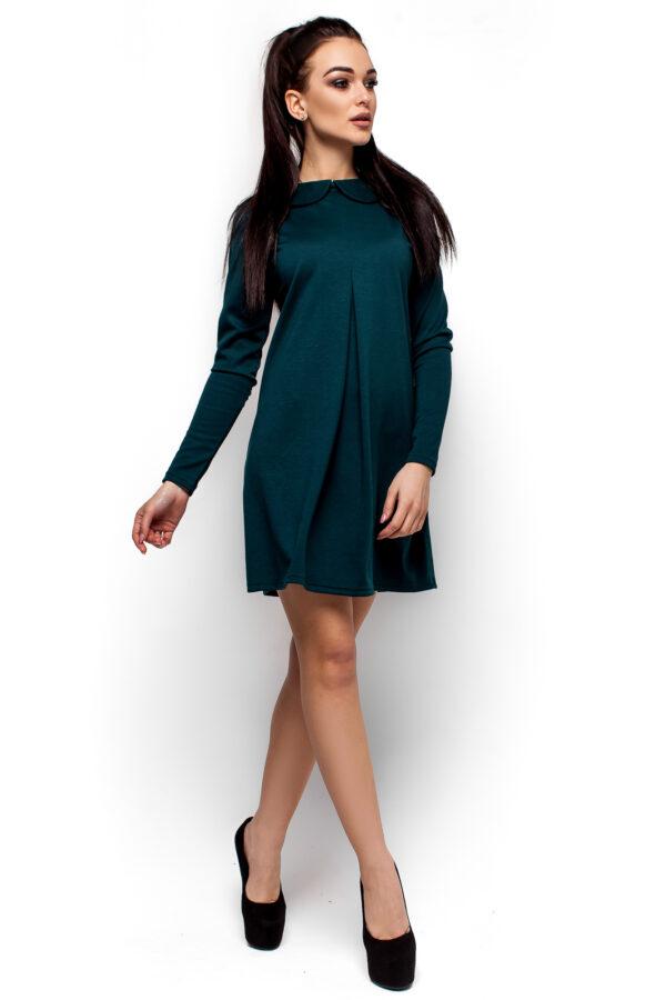 Платье Глория Темно-зеленый Karree