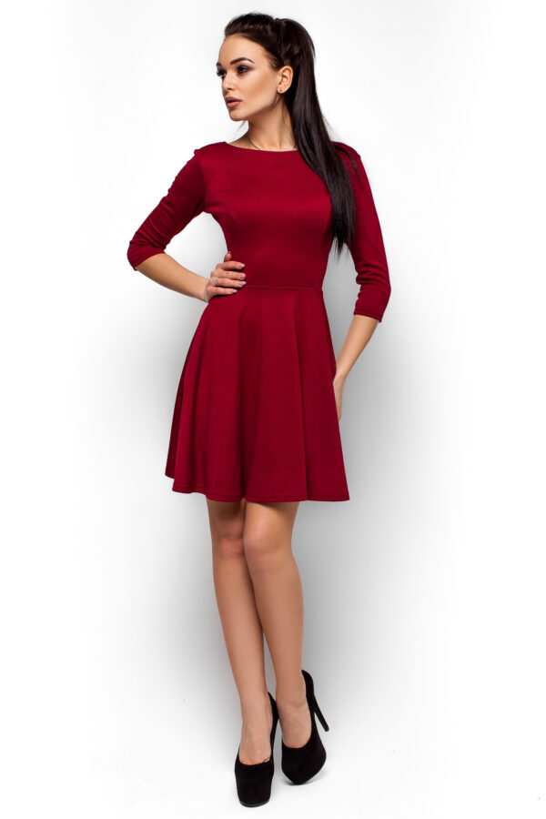 Платье Дания Марсала Karree