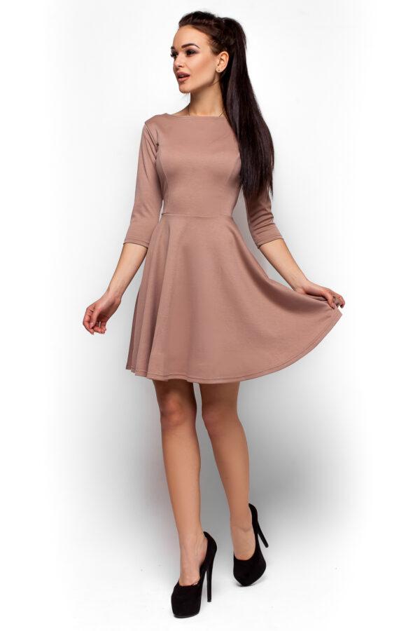 Платье Дания Бежевый Karree