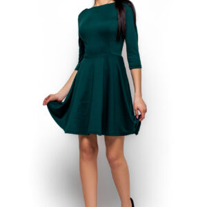 Платье Дания Темно-зеленый Karree купить Платье