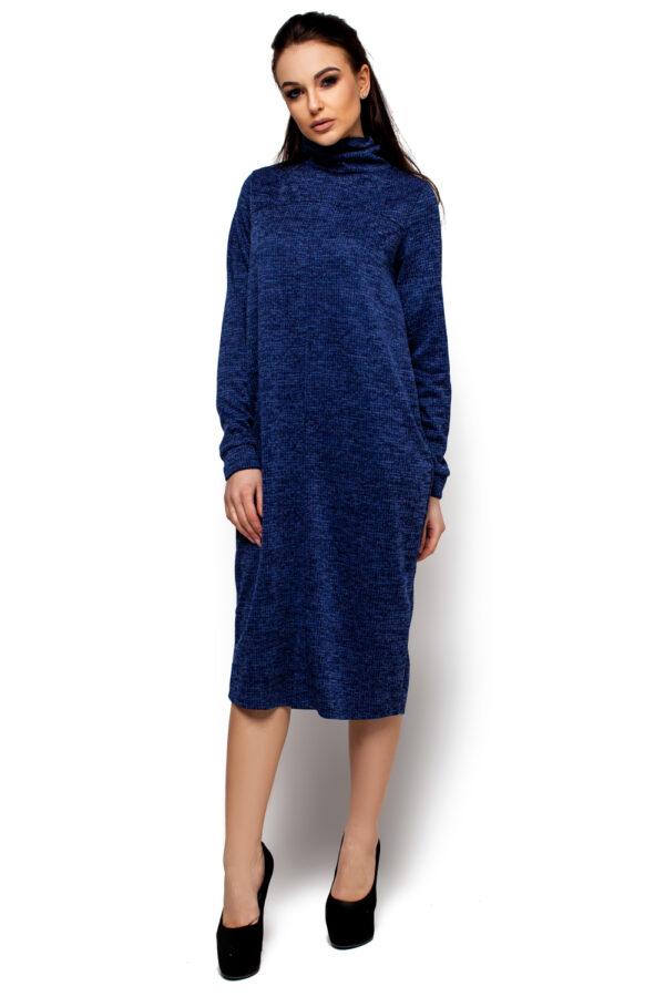 Платье Меган Синий Karree