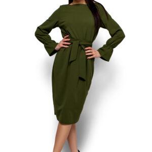 Платье Венера Хаки Karree купить Платье