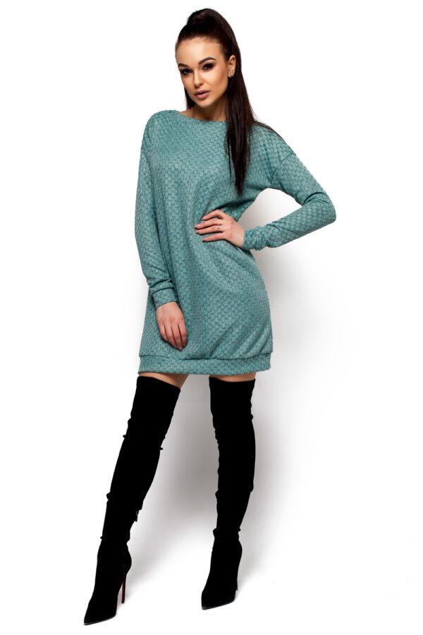Платье Ферги Ментоловый Karree