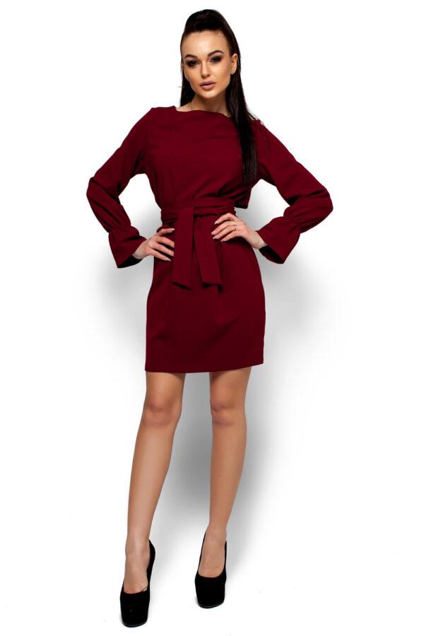 Платье Тиана Марсала Karree