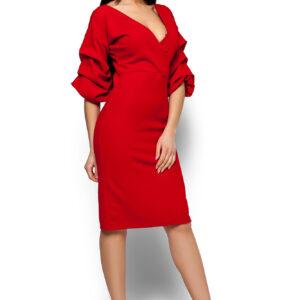Платье Черри Красный Karree купить Платье