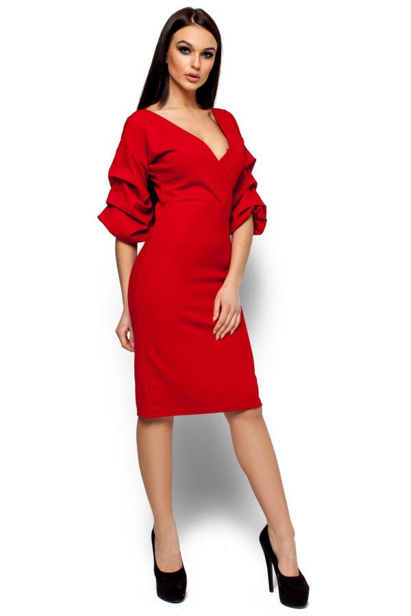 Платье Черри Красный Karree
