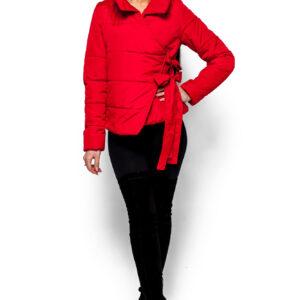 Куртка Флер Красный Karree купить Куртка