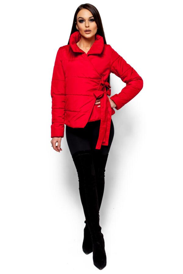 Куртка Флер Красный Karree