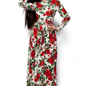 Платье Техас Белый Karree купить Платье