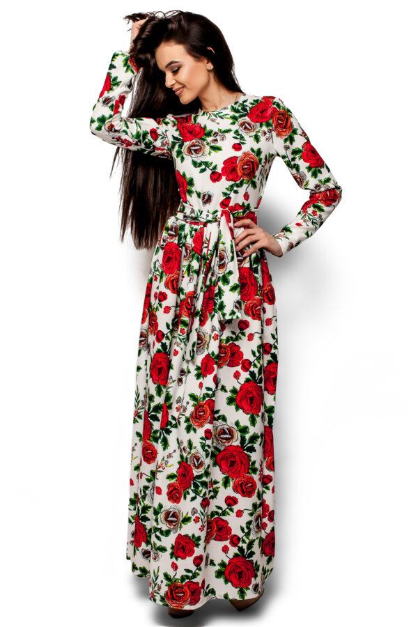 Платье Техас Белый Karree