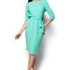Платье Ариель Ментоловый Karree