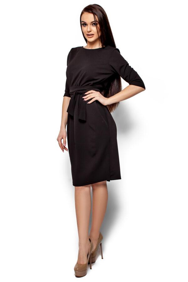 Платье Ариель Черный Karree