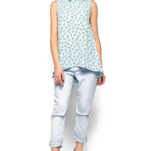Блуза Моника Голубой Karree купить Блуза