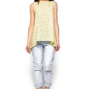 Блуза Моника Светло-желтый Karree купить Блуза