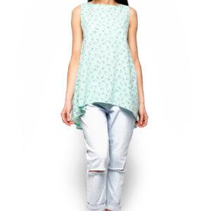 Блуза Моника Ментоловый Karree купить Блуза