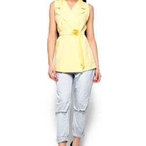 Пиджак Кристи Светло-желтый Karree купить Пиджак