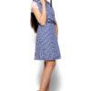 Платье Эльза Синий Karree