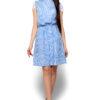 Платье Эльза Голубой Karree
