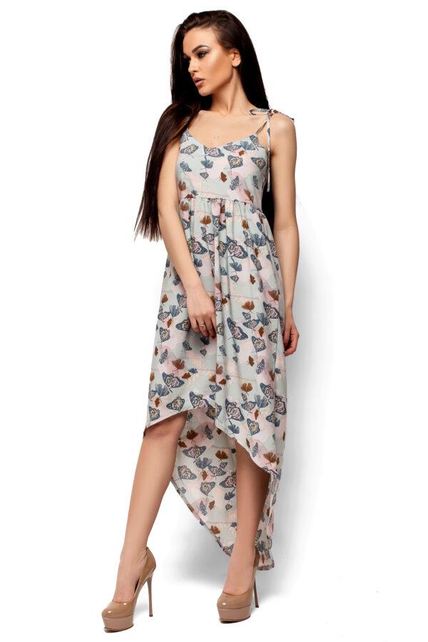 Платье Танзания Ментоловый Karree