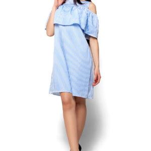 Платье Фрида Голубой Karree купить Платье