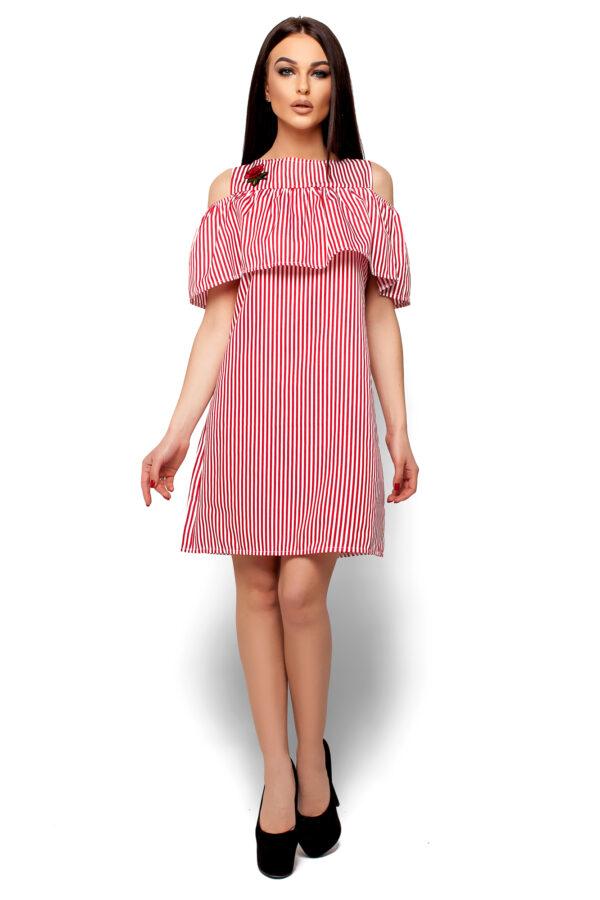 Платье Фрида Красный Karree