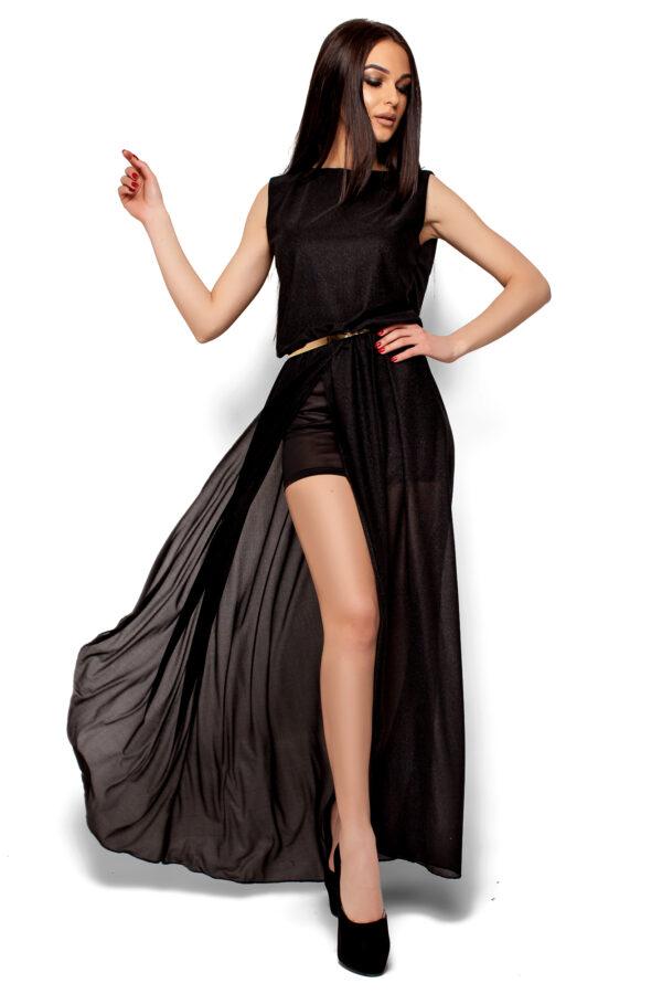 Платье Тенерифе Черный Karree