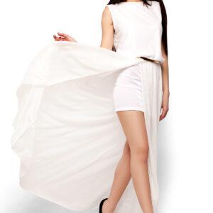Платье Тенерифе Белый Karree купить Вечернее платье