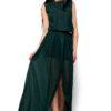 Платье Тенерифе Темно-зеленый Karree