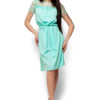 Платье Атлантика Ментоловый Karree
