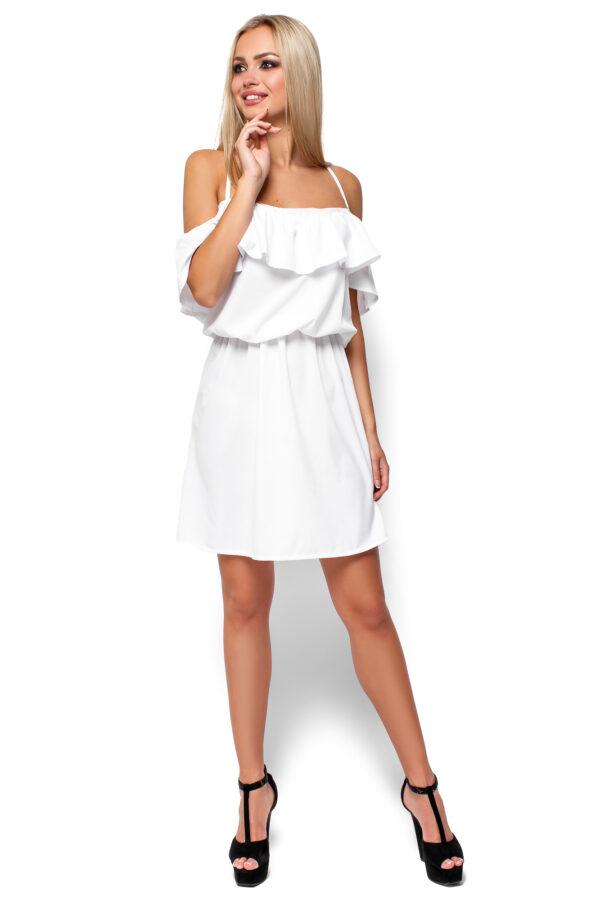Платье Дина Белый Karree