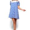 Платье Киви Синий Karree