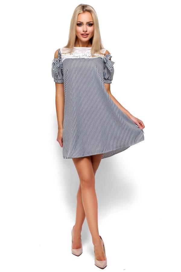 Платье Киви Черный Karree