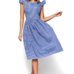 Платье Регина Синий Karree купить Платье