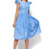 Платье Регина Голубой Karree