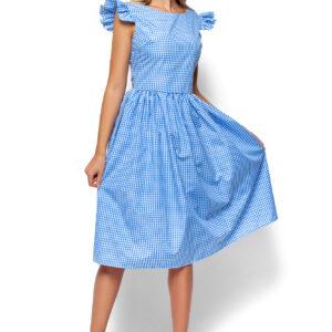 Платье Регина Голубой Karree купить Платье