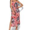 Платье Мари Красный Karree