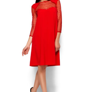 Платье Рина Красный Karree купить Платье