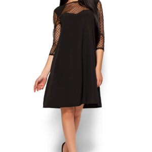 Платье Рина Черный Karree купить Платье