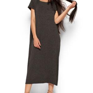 Платье Гвинет Темно-серый Karree купить Платье